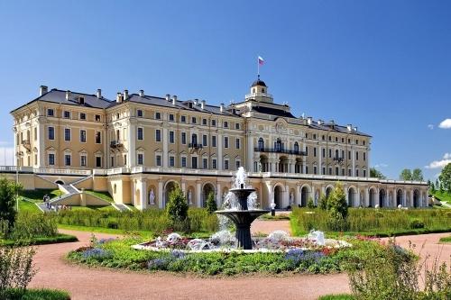 Коттеджи комплекса Константиновского дворца