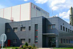 Предприятие Nestle «Содис Строй Рекон»