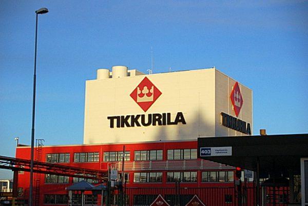 Предприятие Tikkurilla