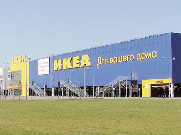 Предприятие Ikea «Renaissance Construction»