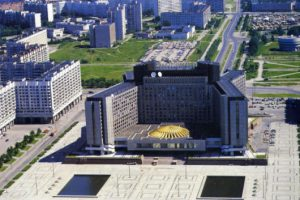 «OAO Skanska St. Petersburg Development»