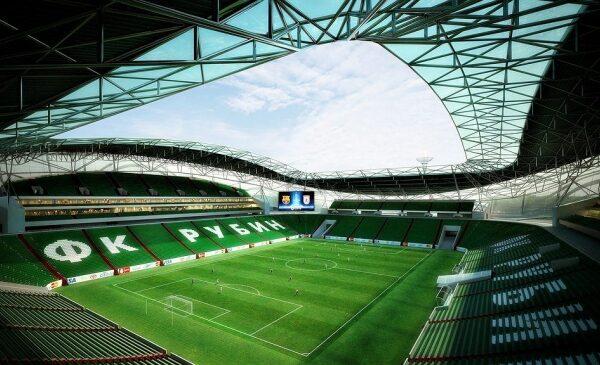 Стадион Казань Арена «Lemcon»
