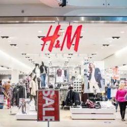 Магазины модной одежды «H&M»
