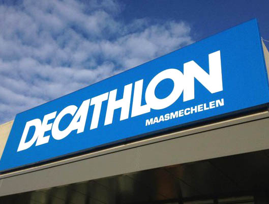 «Decathlon»
