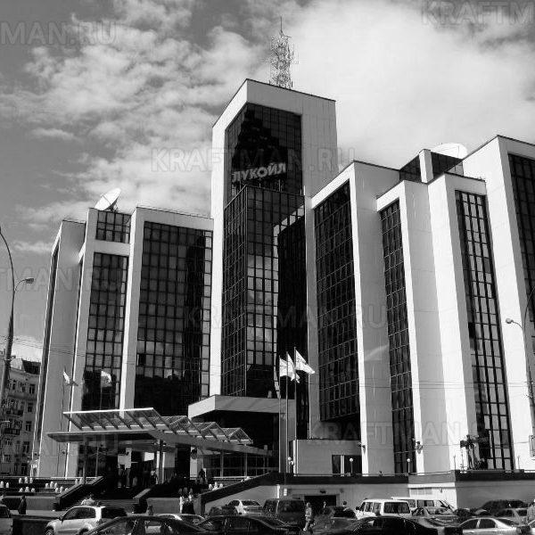 Центральный офис «Лукойл» г.Москва» (AO Nordeo)