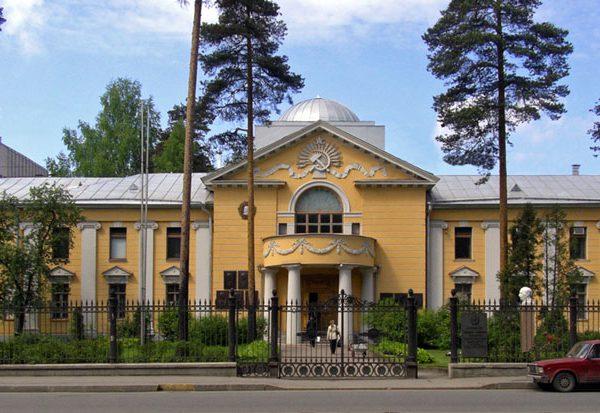 Научно Образовательный Центр ФТИ им. А. Ф. Иоффе