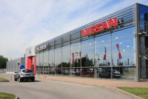 СТК Center Nissan