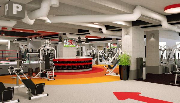 Фитнес-центр «Олимпик» г.Мытищи (МО)