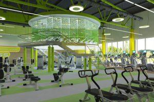 """Фитнес-центр """"Лайм-фитнес"""" г.Оренбург"""