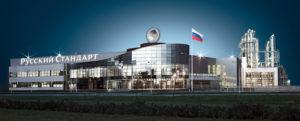 Предприятие Русский Стандарт Водка «Renaissance Construction»