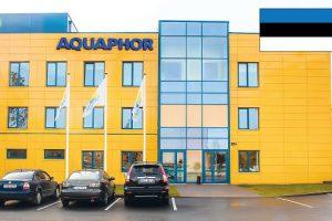 Здание Aquaphor