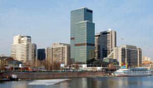 Центр Международной Торговли, Москва