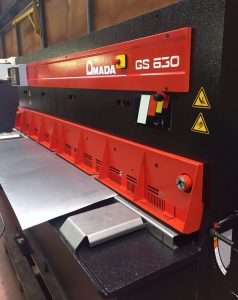 Оборудование Amada GS630